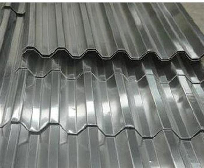 铝瓦楞板 宽度750,780,840,850,900,1220毫米